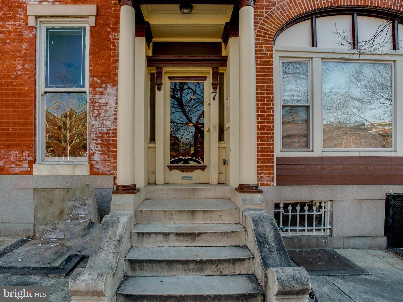 Other Residential for Sale at 7 Broadway Baltimore, Maryland 21231 United States