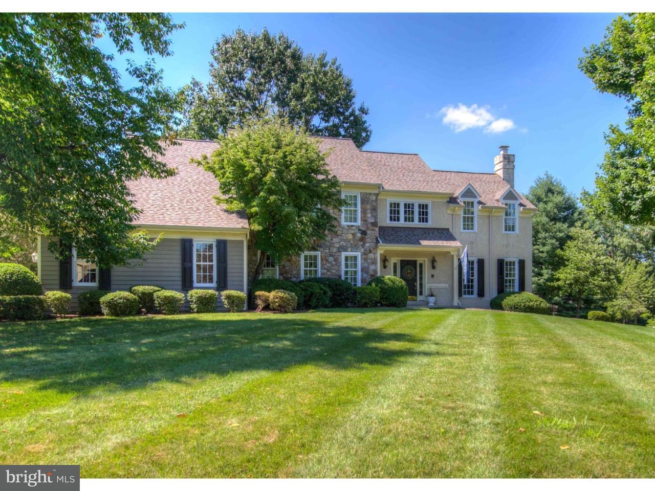 Maison unifamiliale pour l Vente à 10 WESTHORPE Lane Phoenixville, Pennsylvanie 19460 États-Unis