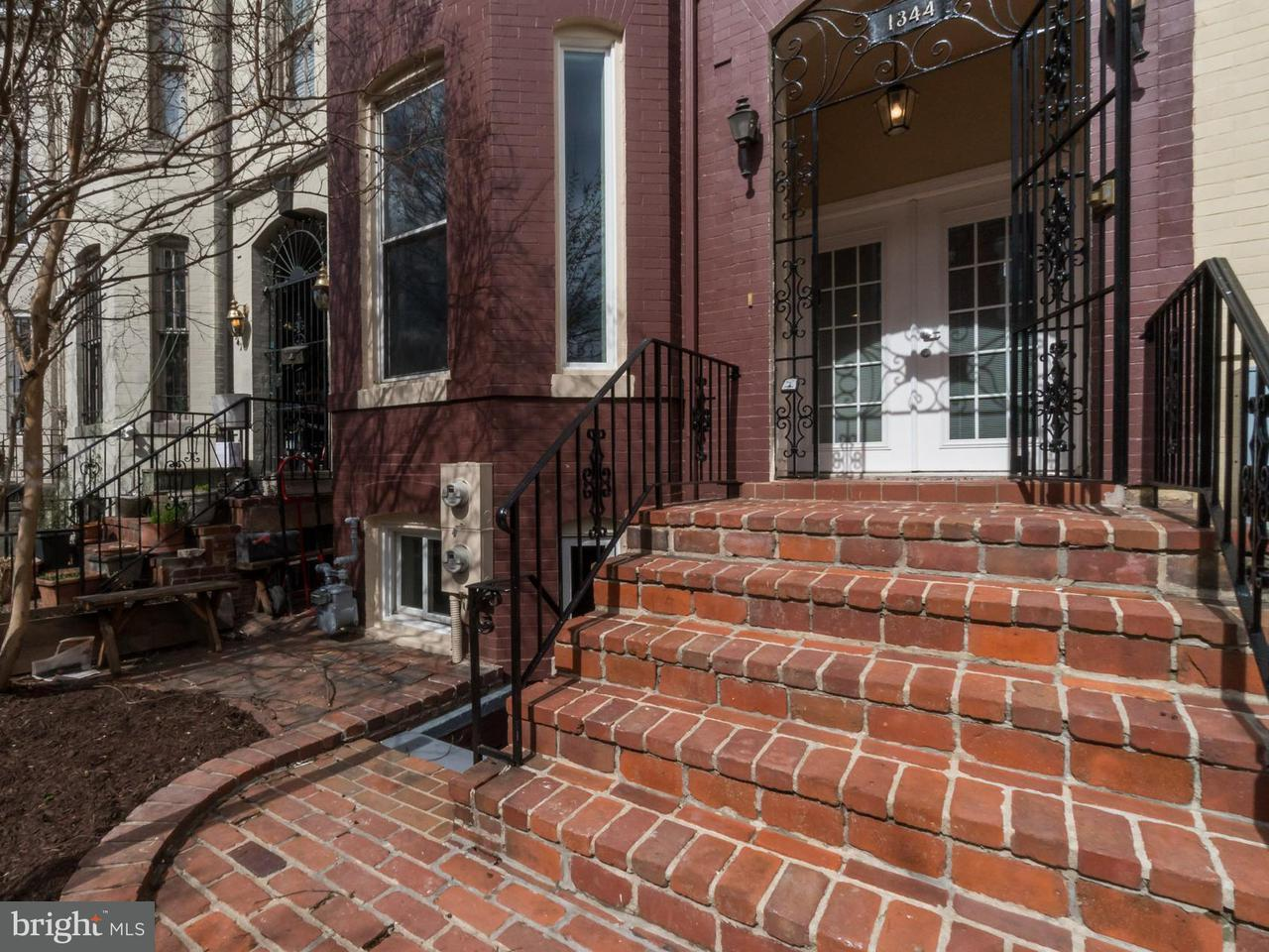 Single Family for Sale at 1344 Independence Ave SE Washington, District Of Columbia 20003 United States