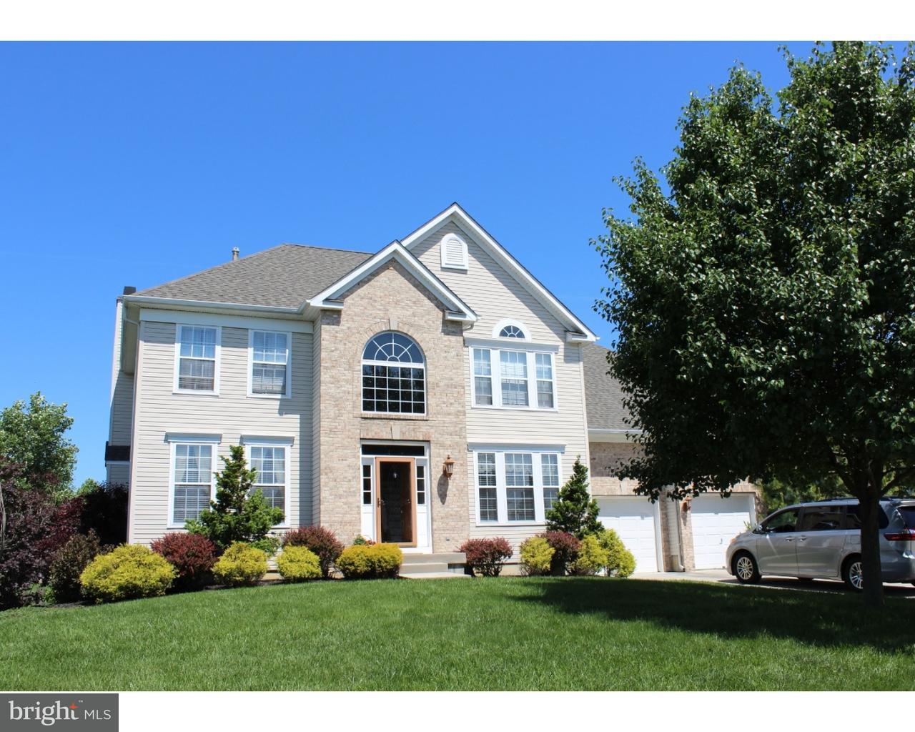 Частный односемейный дом для того Продажа на 12 ROCKWELL Lane Woodstown, Нью-Джерси 08098 Соединенные Штаты