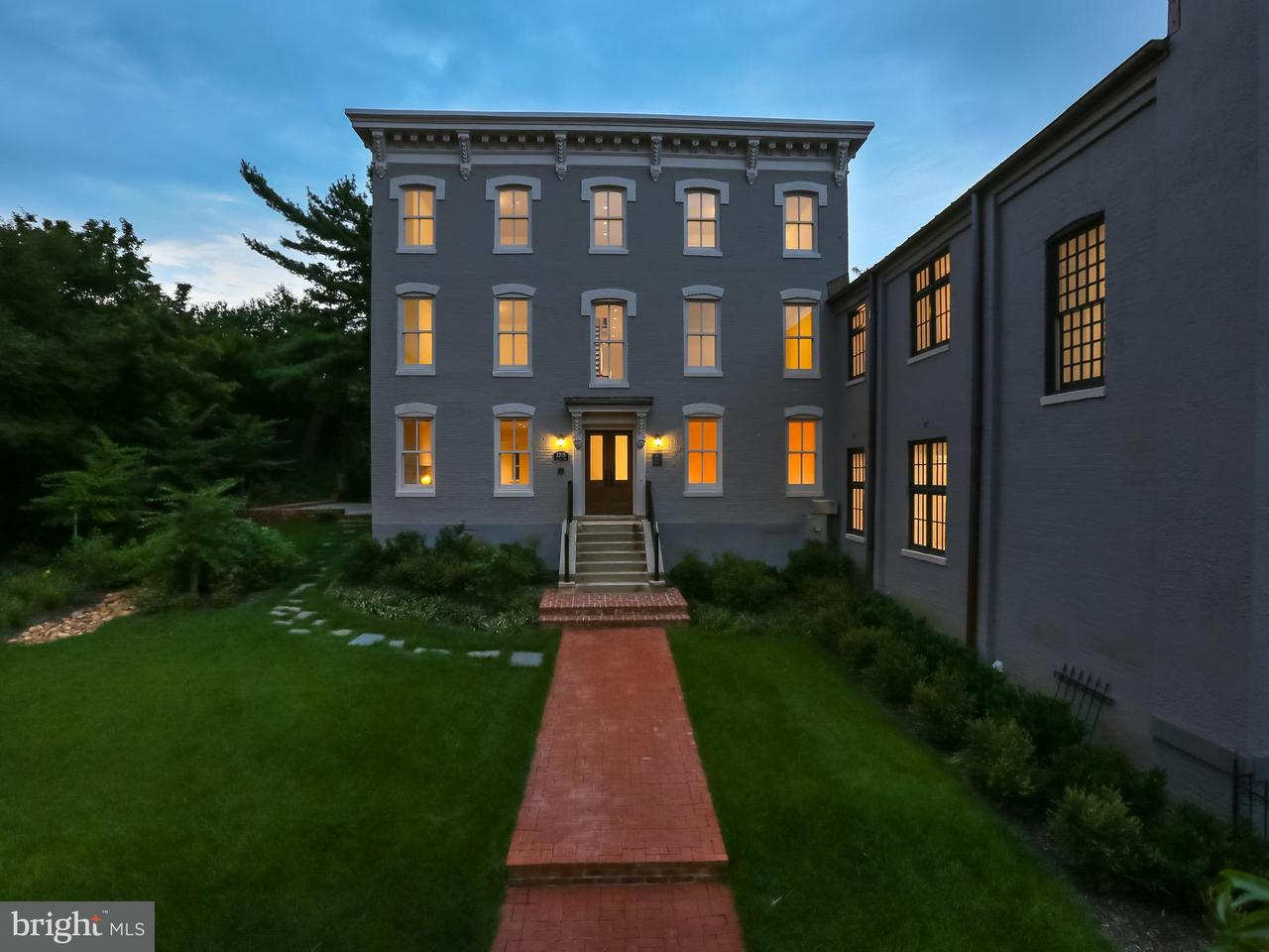 Single Family for Sale at 2715 N St NW Washington, District Of Columbia 20007 United States