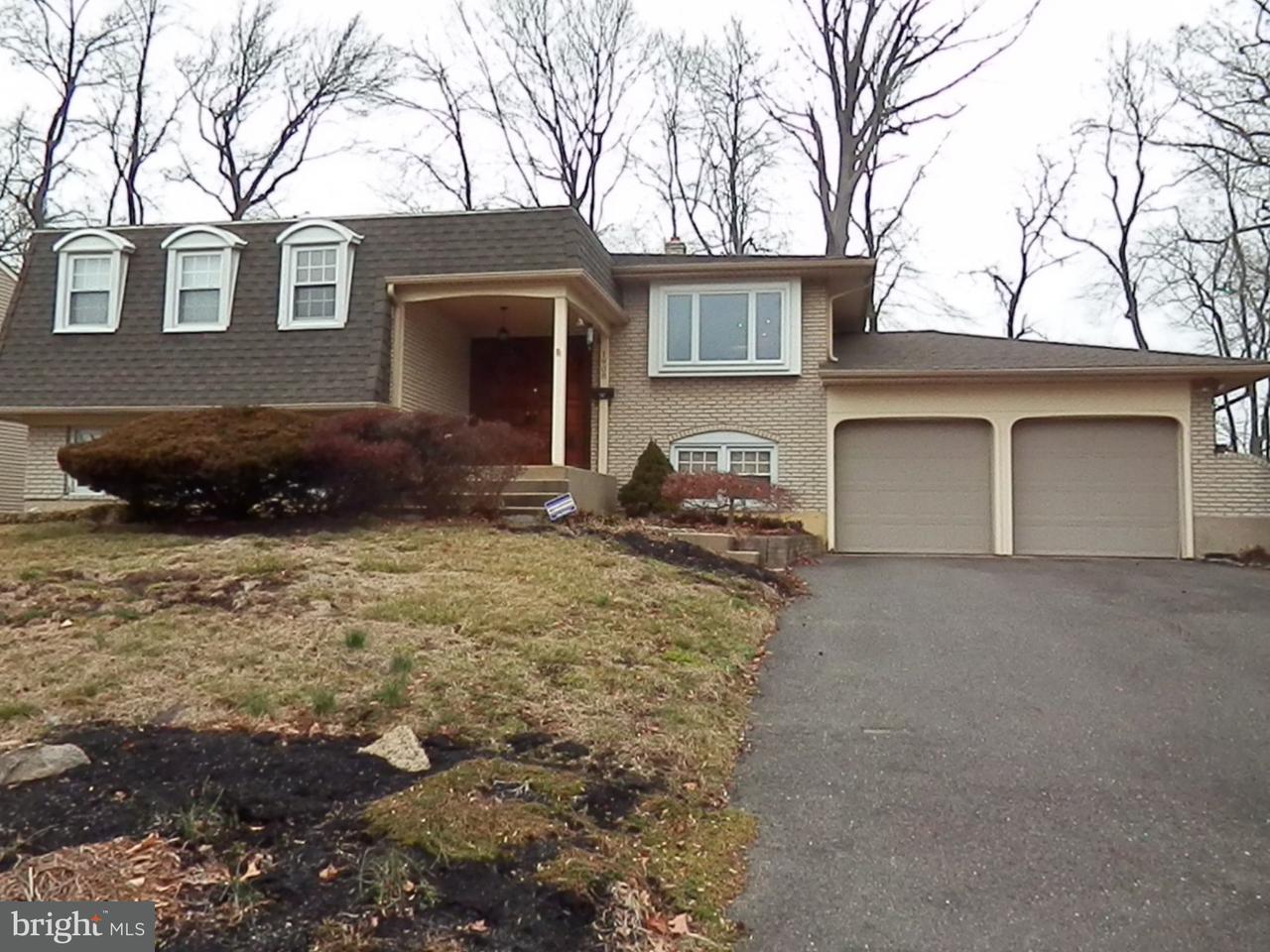 独户住宅 为 出租 在 1908 BIRCHWOOD PARK DR N Cherry Hill, 新泽西州 08003 美国