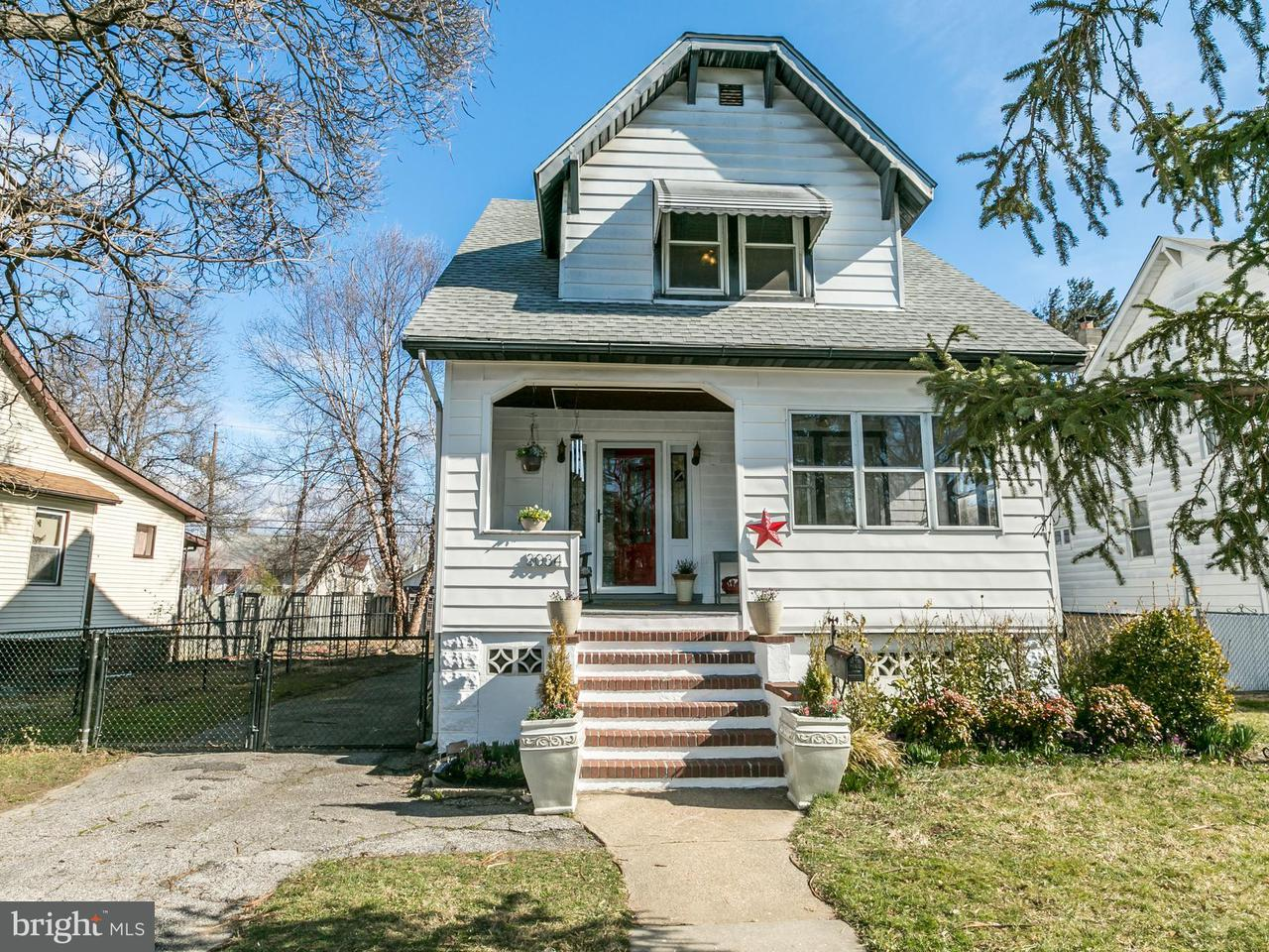 Single Family for Sale at 3034 Fleetwood Ave Baltimore, Maryland 21214 United States