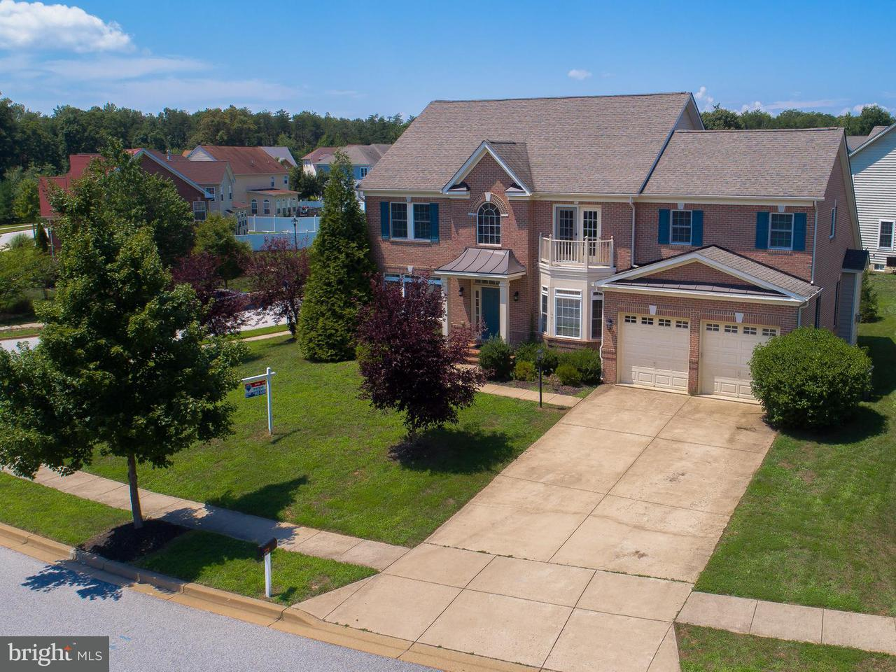 Casa Unifamiliar por un Venta en 17211 Summerwood Lane 17211 Summerwood Lane Accokeek, Maryland 20607 Estados Unidos