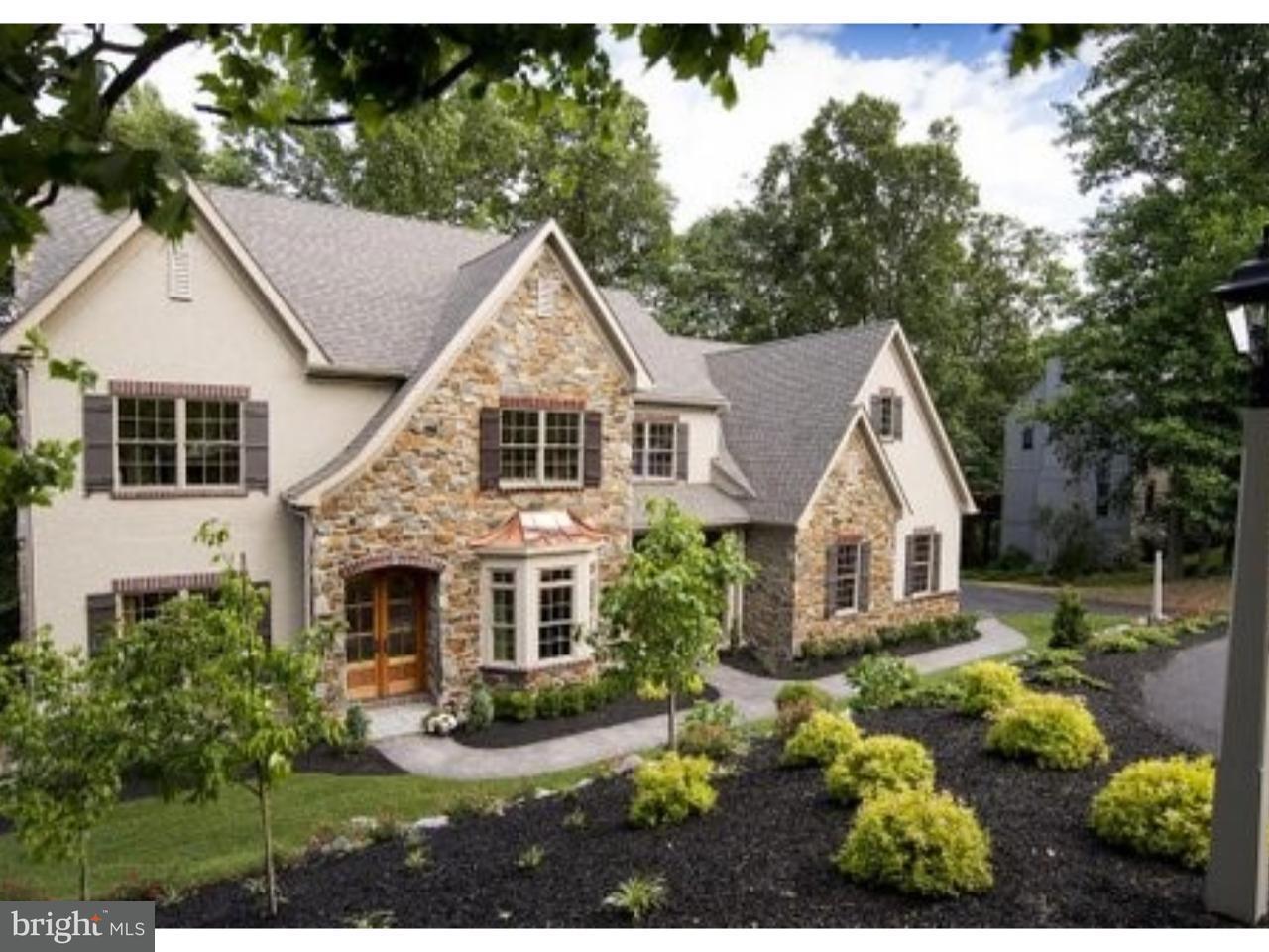 Частный односемейный дом для того Продажа на 225 HUNTERS Lane Devon, Пенсильвания 19333 Соединенные Штаты