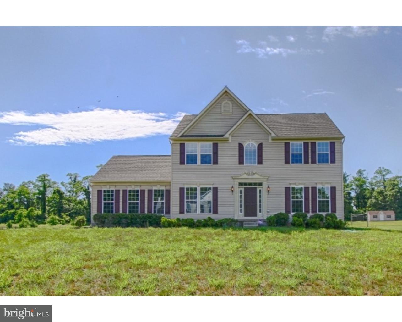 Частный односемейный дом для того Продажа на 16 ALEXIS Court Swedesboro, Нью-Джерси 08085 Соединенные Штаты