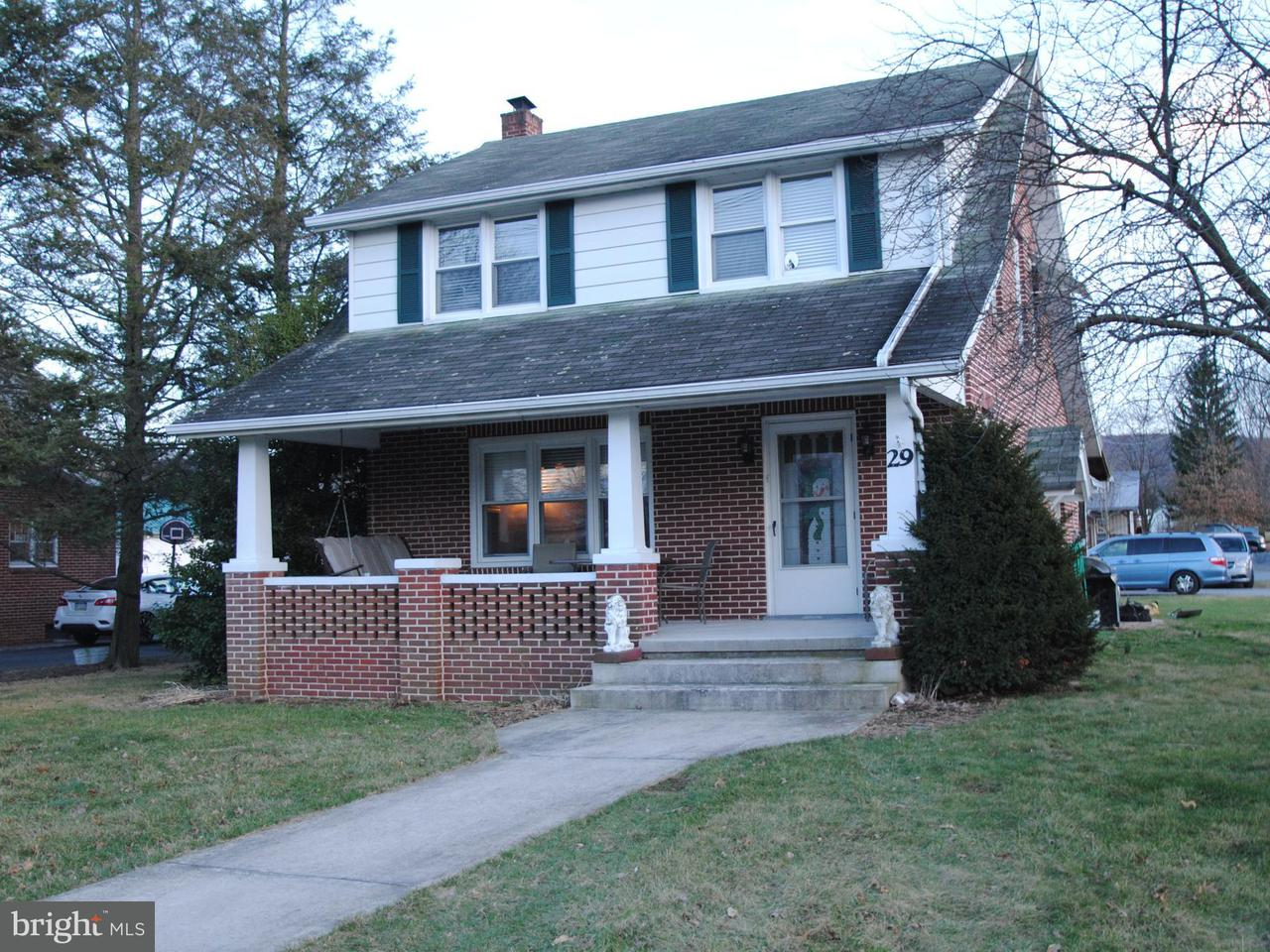Single Family for Sale at 29 Constitution Ave Mont Alto, Pennsylvania 17237 United States