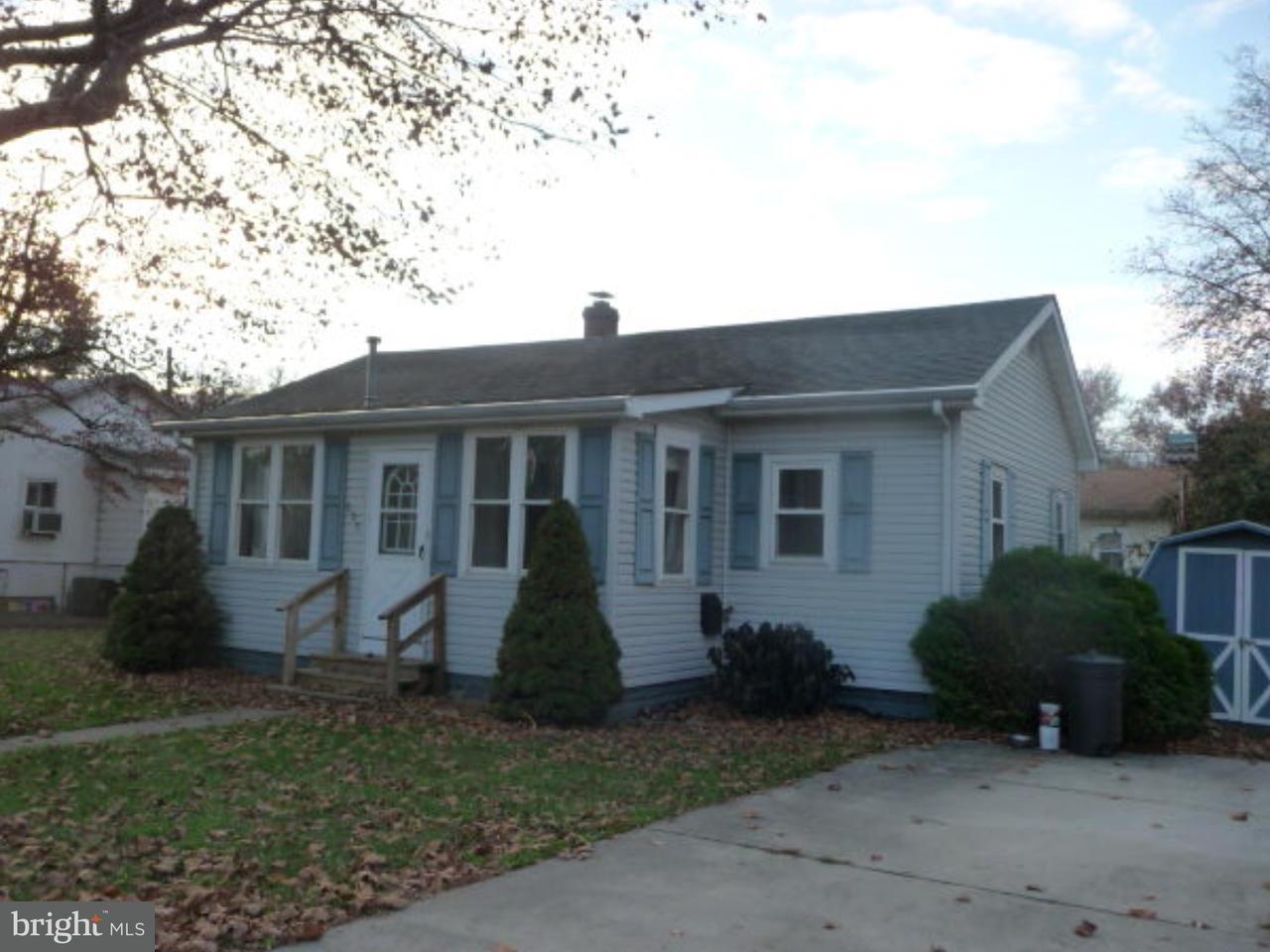 Casa Unifamiliar por un Venta en 591 N BROADWAY Deepwater, Nueva Jersey 08023 Estados Unidos