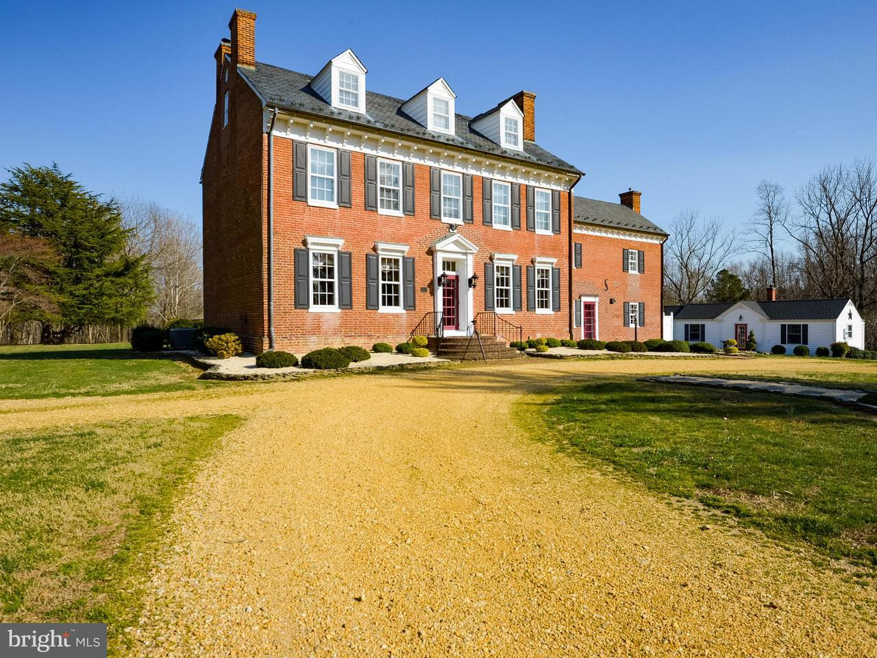 Granja por un Venta en 5970 Truman Manor Place 5970 Truman Manor Place Hughesville, Maryland 20637 Estados Unidos