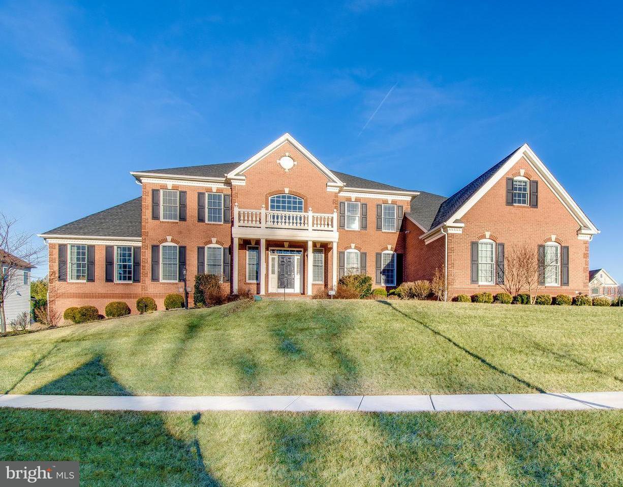 独户住宅 为 销售 在 121 Brimstone Academy Court 121 Brimstone Academy Court Olney, 马里兰州 20832 美国