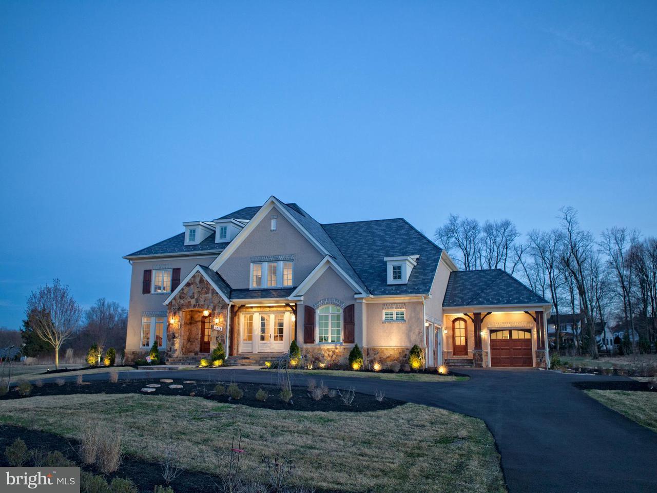 Single Family Home for Sale at 11325 Fox Creek Farm Way 11325 Fox Creek Farm Way Great Falls, Virginia 22066 United States
