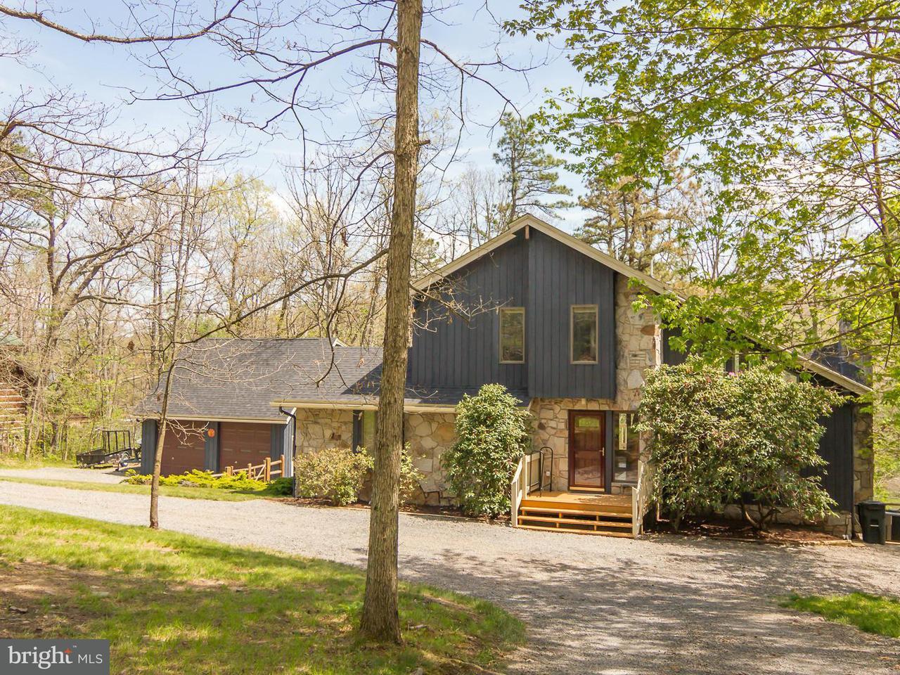 Casa Unifamiliar por un Venta en 619 Penn Cove Road 619 Penn Cove Road Oakland, Maryland 21550 Estados Unidos