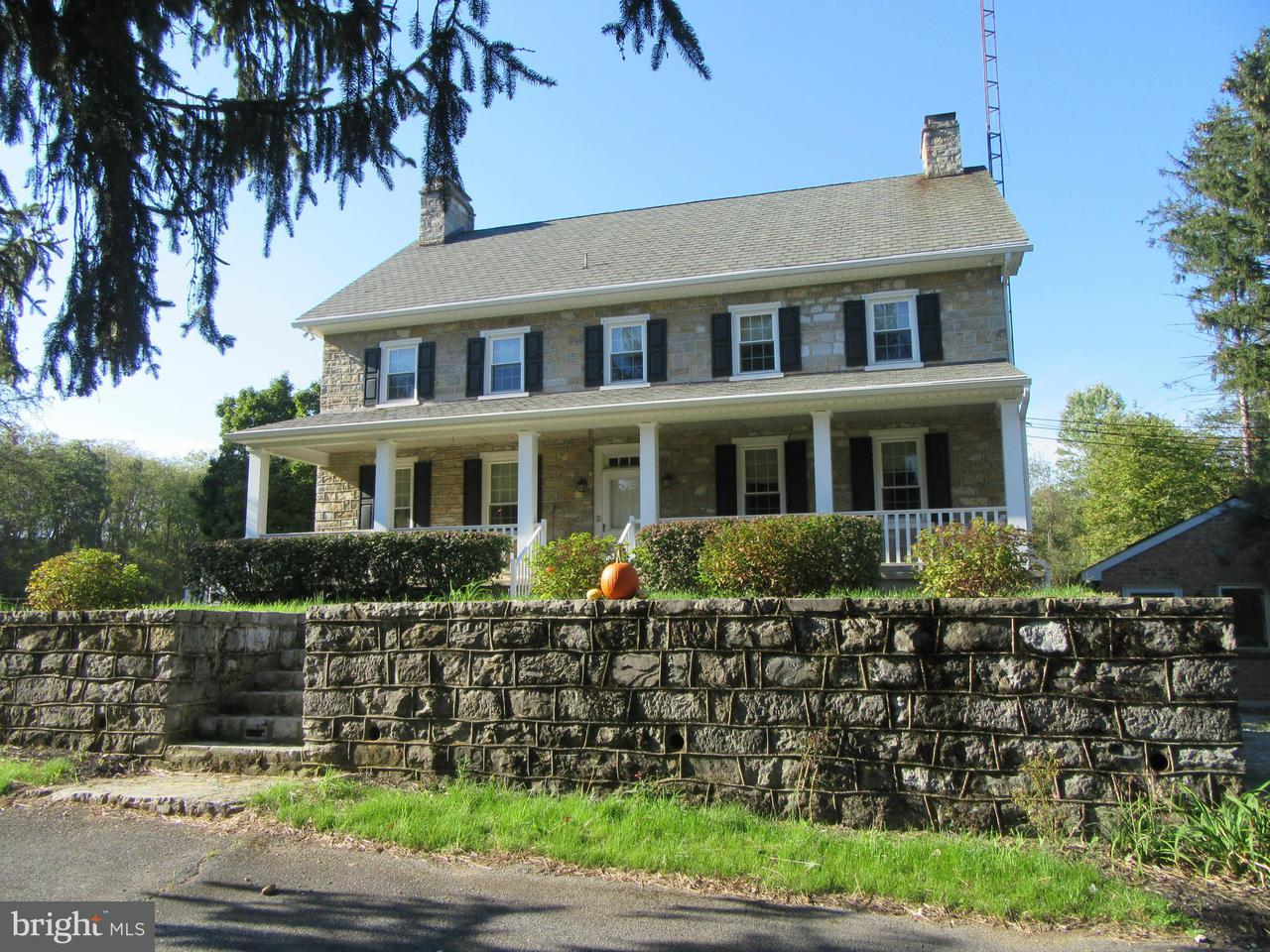 Granja por un Venta en 10332 Fort Stouffer Road 10332 Fort Stouffer Road Greencastle, Pennsylvania 17225 Estados Unidos