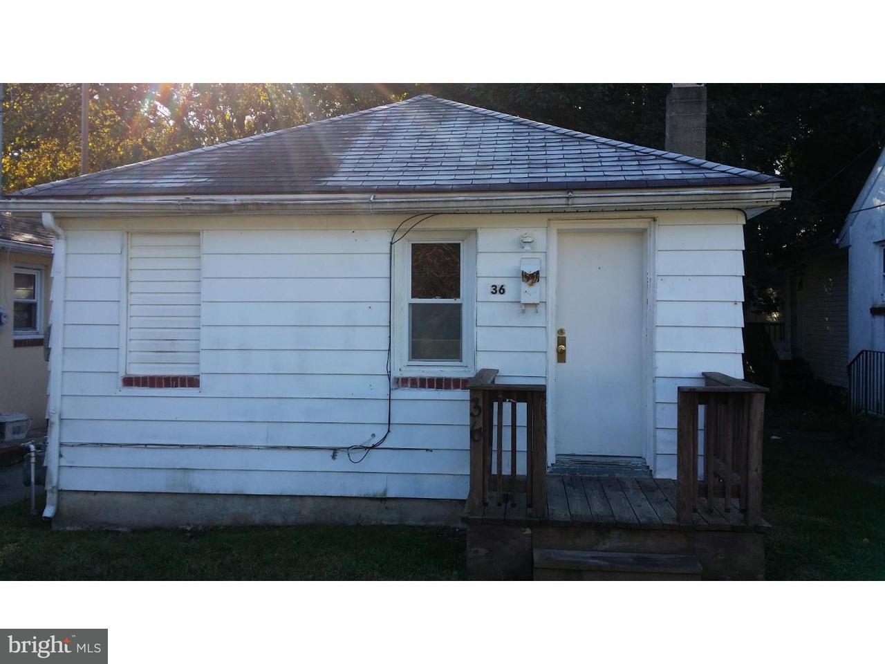 Maison unifamiliale pour l à louer à 36 ELM Street Salem, New Jersey 08079 États-Unis