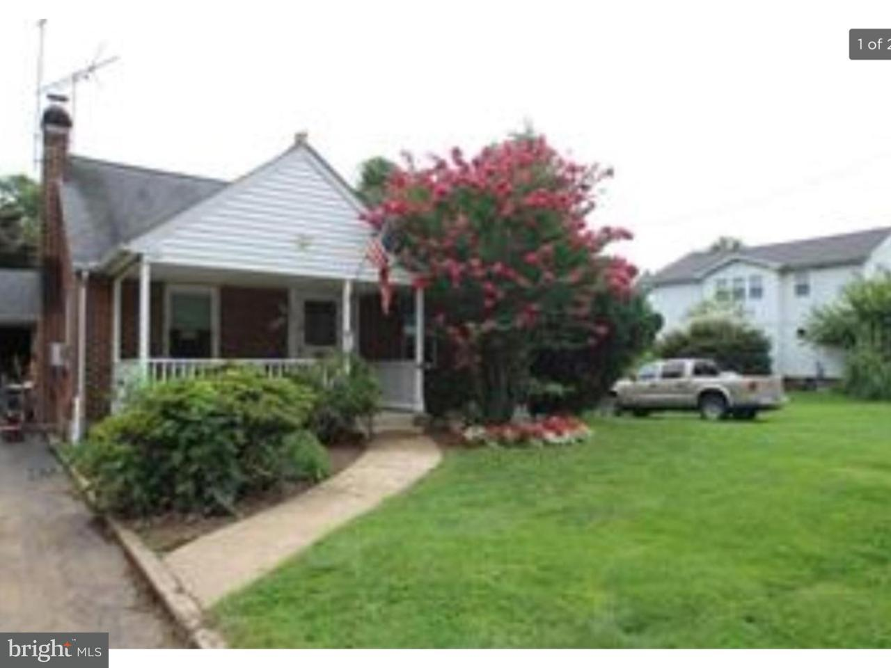 Single Family Home for Sale at 1816 NAAMANS CREEK Road Upper Chichester, Pennsylvania 19061 United States