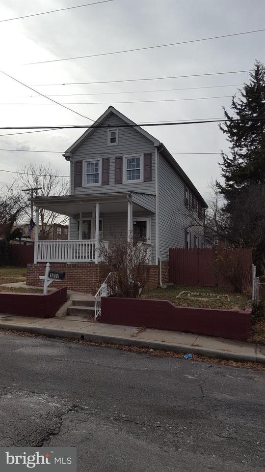 Single Family for Sale at 1014 Parksley Ave Baltimore, Maryland 21223 United States