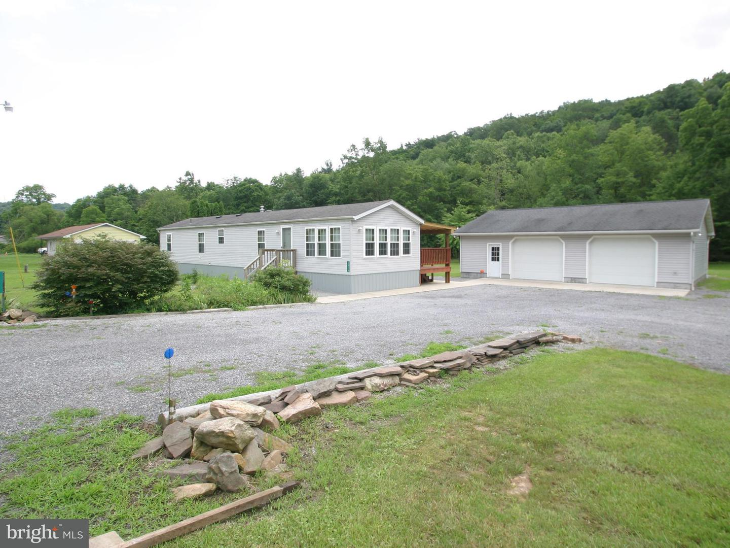 Single Family for Sale at 2878 New Grenada Highway Waterfall, Pennsylvania 16689 United States