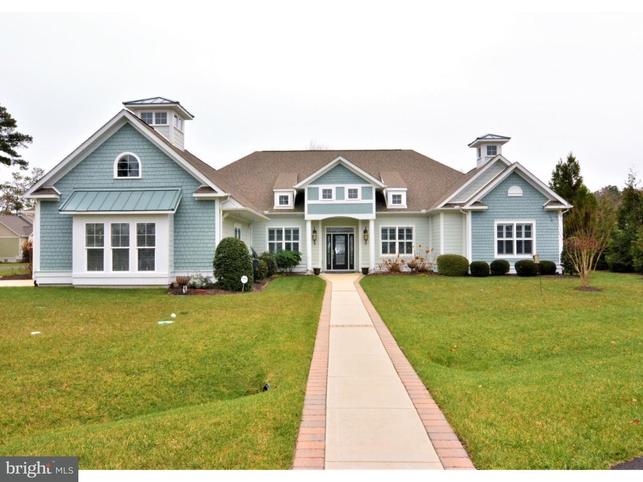 Single Family Home for Sale at 23303 HORSE ISLAND Road Lewes, Delaware 19958 United States