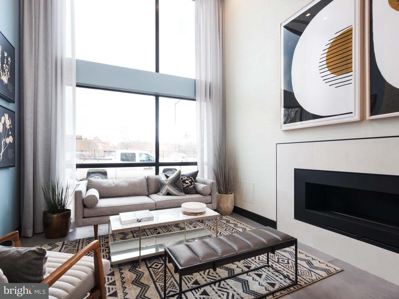Condominium for Sale at 1628 11th St Nw #Th 107 1628 11th St Nw #Th 107 Washington, District Of Columbia 20001 United States