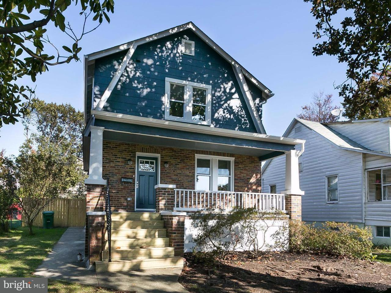 Single Family for Sale at 2708 Beechland Ave Baltimore, Maryland 21214 United States