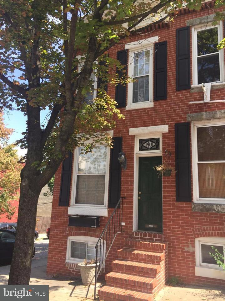 Other Residential for Rent at 1401 Webster St Baltimore, Maryland 21230 United States
