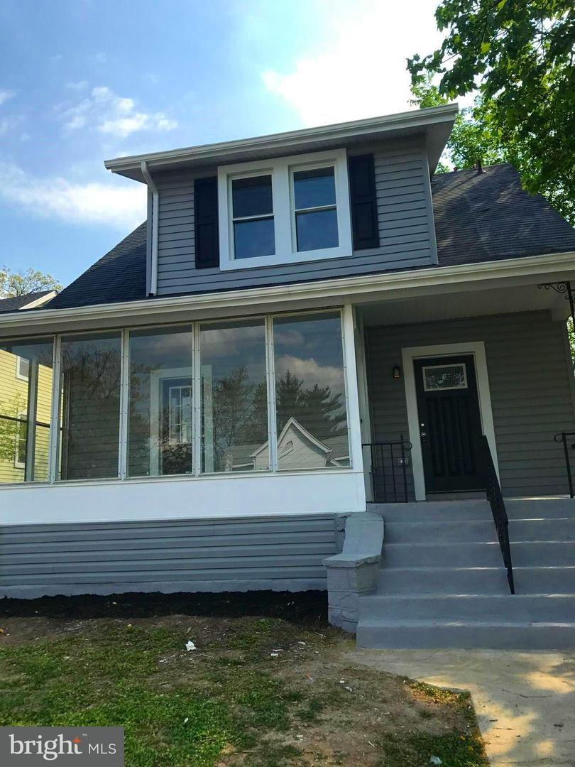Single Family for Sale at 2703 Latona Rd Baltimore, Maryland 21214 United States