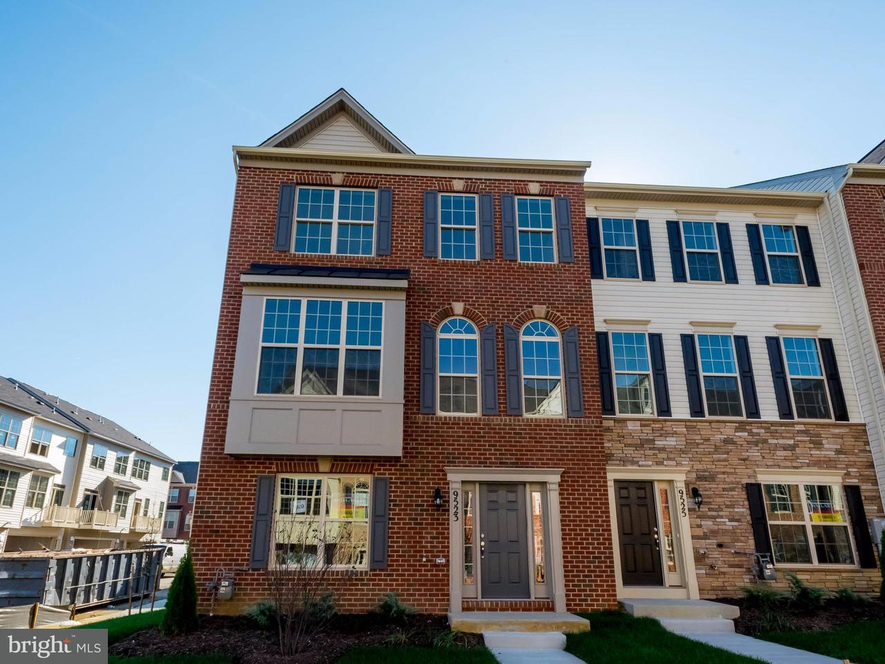 Townhouse for Sale at 9523 Smithview Place 9523 Smithview Place Glenarden, Maryland 20706 United States
