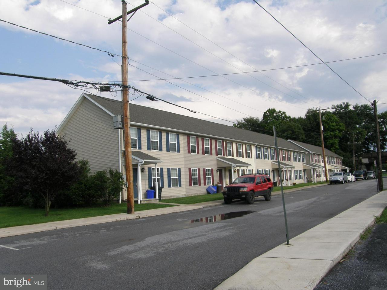 Multi-Family Home for Sale at 121-147 Seneca - Earl St S 121-147 Seneca - Earl St S Shippensburg, Pennsylvania 17257 United States