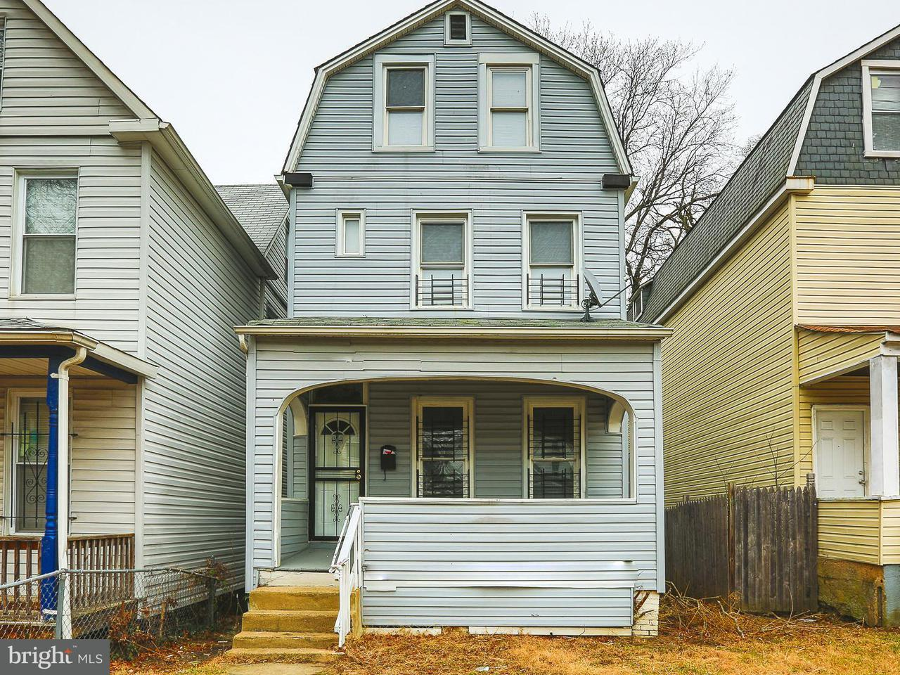 Single Family for Sale at 307 Augusta Ave Baltimore, Maryland 21229 United States