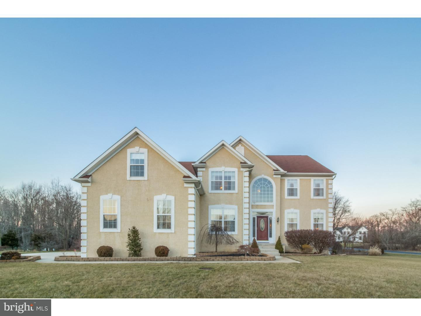 Single Family Home for Sale at 413 MALLARD Lane Monroeville, New Jersey 08343 United States