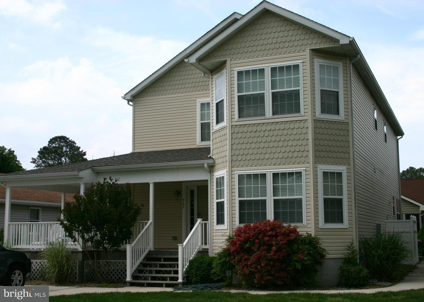 Other Residential for Rent at 967 Terrapin St Bethany Beach, Delaware 19930 United States