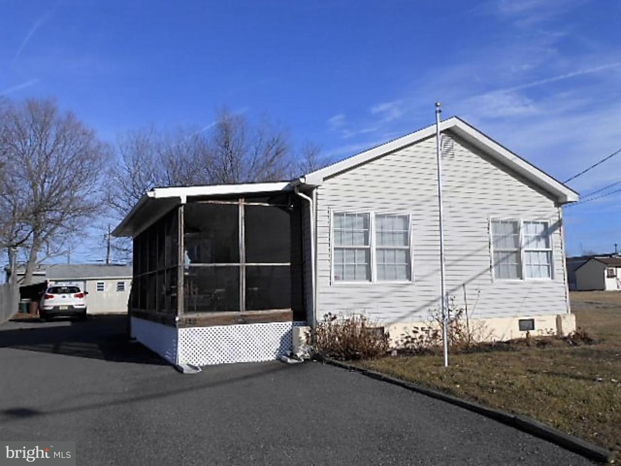 独户住宅 为 销售 在 129 GARRISON Avenue Fortescue, 新泽西州 08321 美国