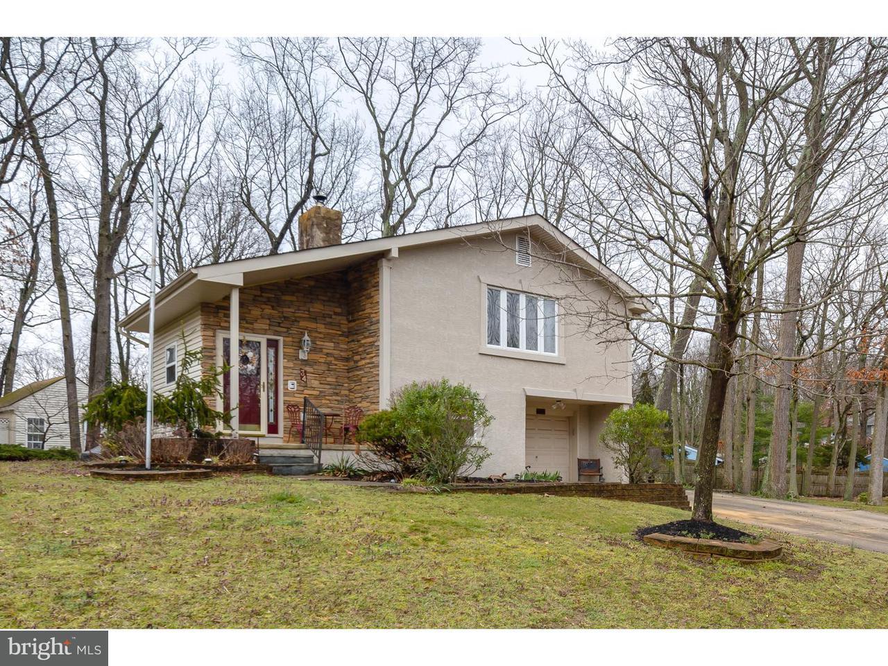 Частный односемейный дом для того Аренда на 34 CEDAR HILL Drive Sicklerville, Нью-Джерси 08081 Соединенные Штаты