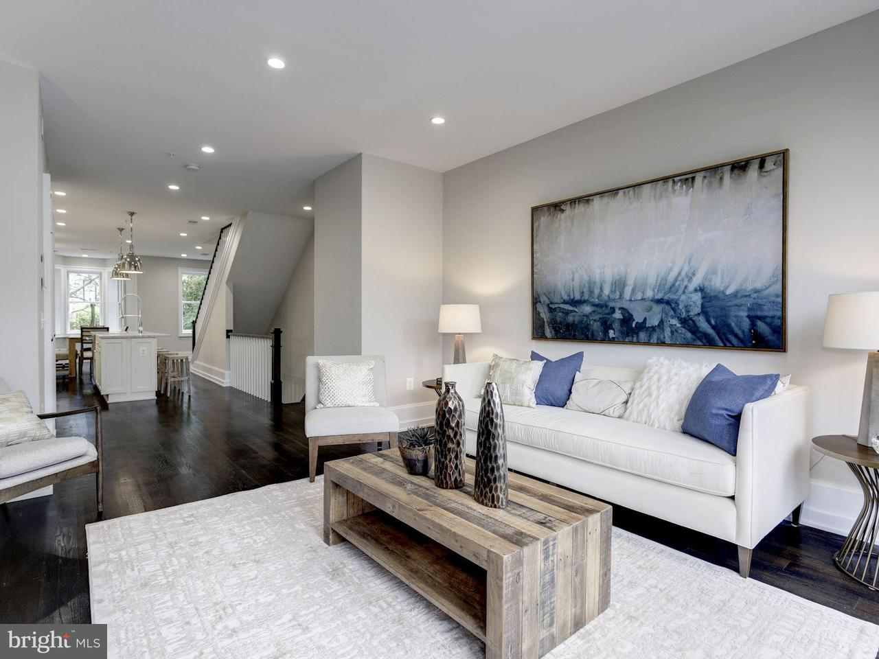 Additional photo for property listing at 1446 Q St NW #2  Washington, District Of Columbia 20009 United States