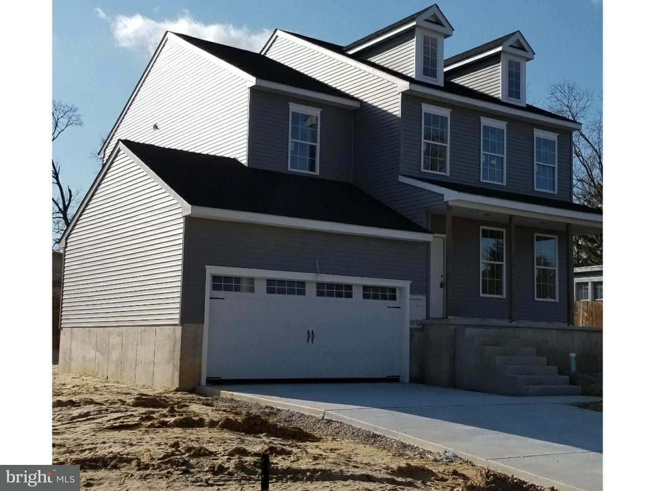 Частный односемейный дом для того Продажа на 50 S FERNWOOD Avenue Pitman, Нью-Джерси 08094 Соединенные Штаты