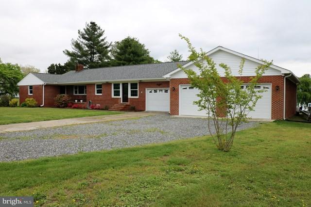 Single Family for Sale at 2922 Harryhogan Rd Callao, Virginia 22435 United States
