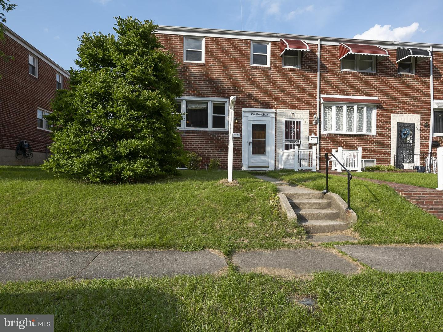 Other Residential for Rent at 928 Circle Dr Halethorpe, Maryland 21227 United States