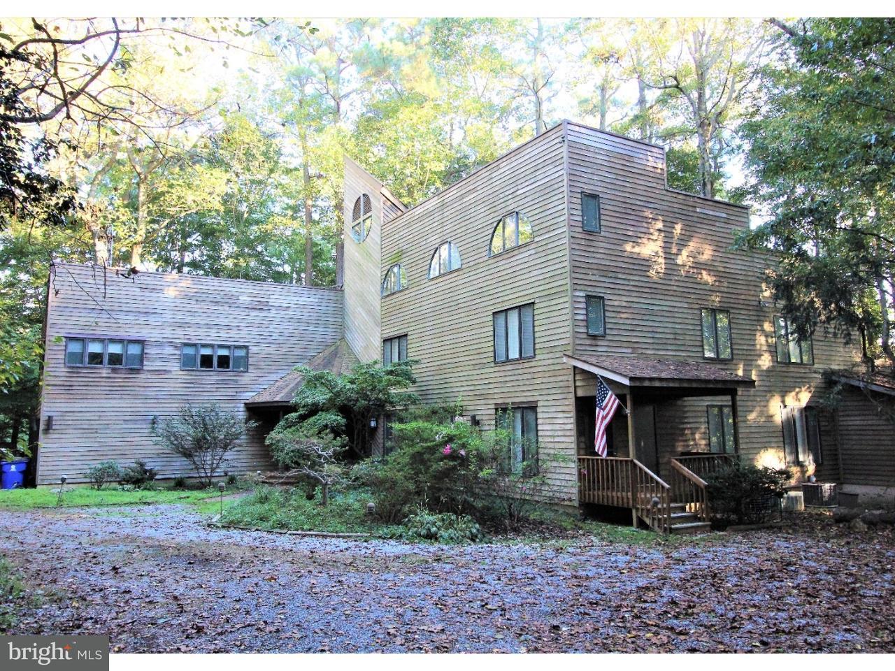 Частный односемейный дом для того Продажа на 57 LAKESIDE Lane Frederica, Делавэр 19946 Соединенные Штаты