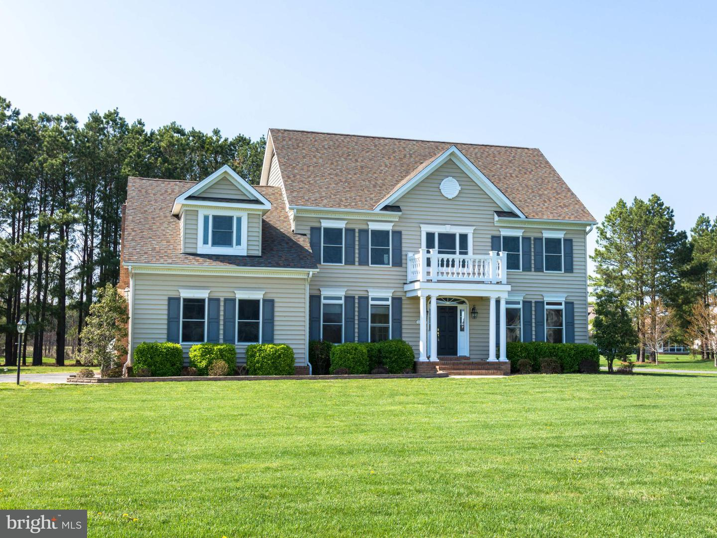 Single Family for Sale at 13452 Blackberry Ln Wye Mills, Maryland 21679 United States