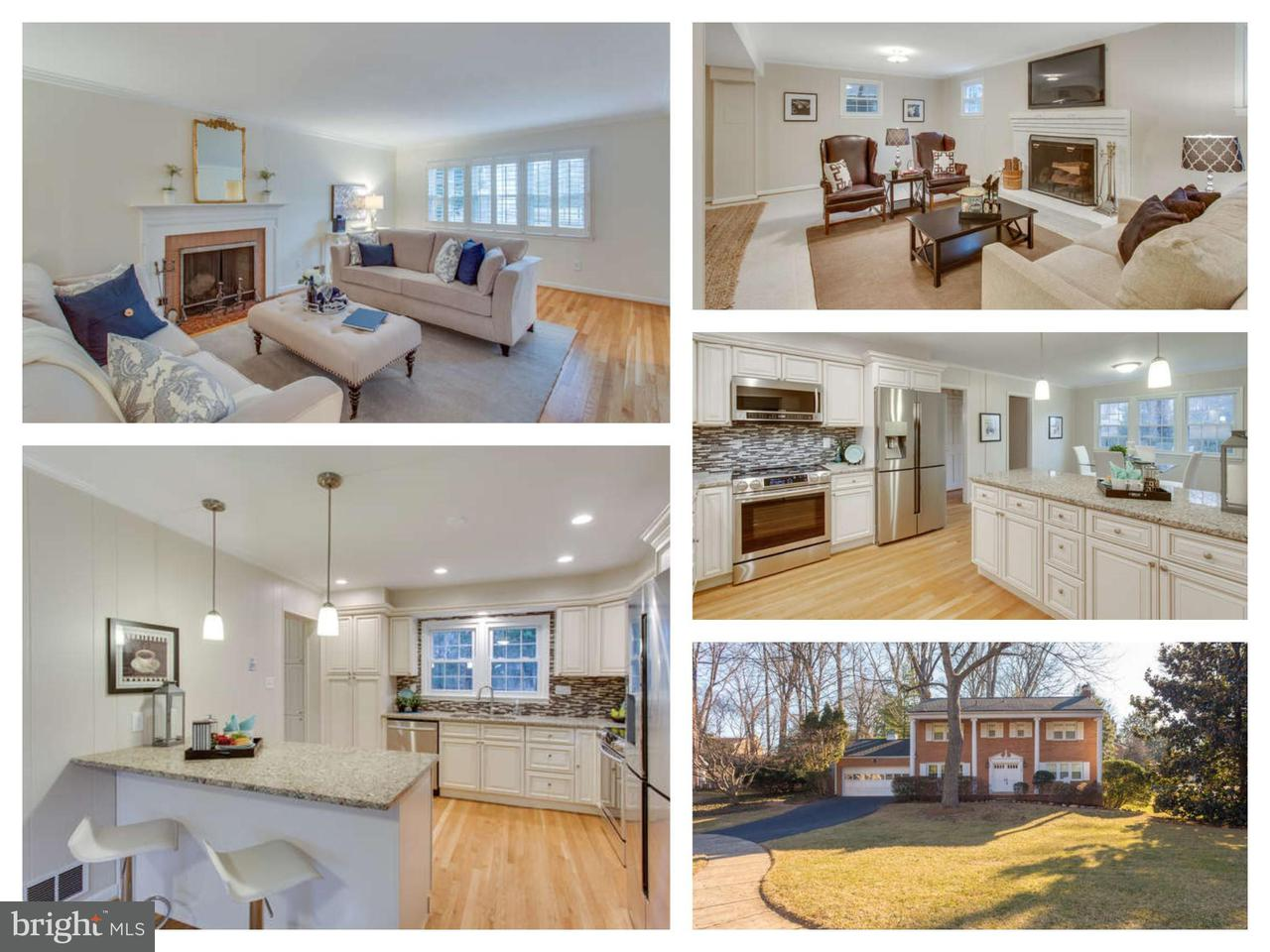 Single Family Home for Sale at 1329 Portia Place 1329 Portia Place McLean, Virginia 22102 United States