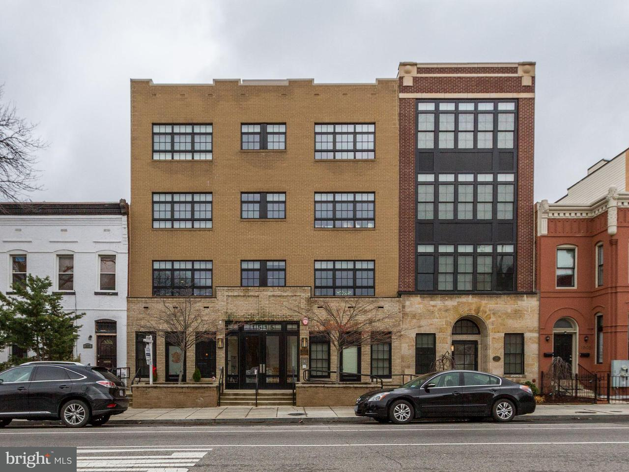 Single Family for Sale at 1515 11th St NW #1-1 Washington, District Of Columbia 20001 United States