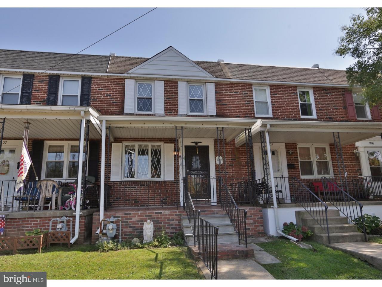 Single Family Home for Sale at 1005 MAPLE Street Conshohocken, Pennsylvania 19428 United States