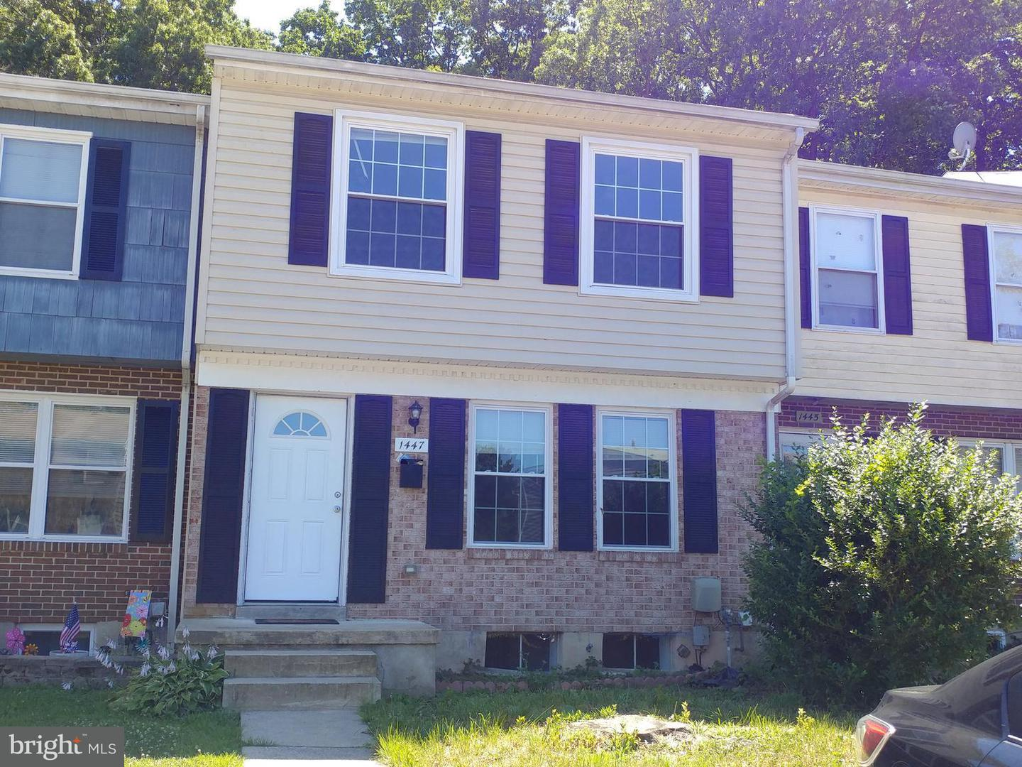 Other Residential for Rent at 1447 Charlestown Dr Edgewood, Maryland 21040 United States