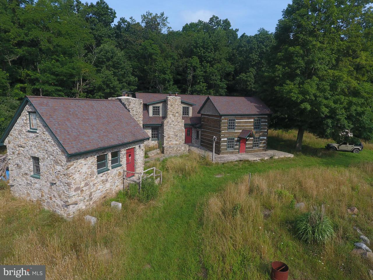 Photo of home for sale at 75 Overlook Drive, Mount Storm WV