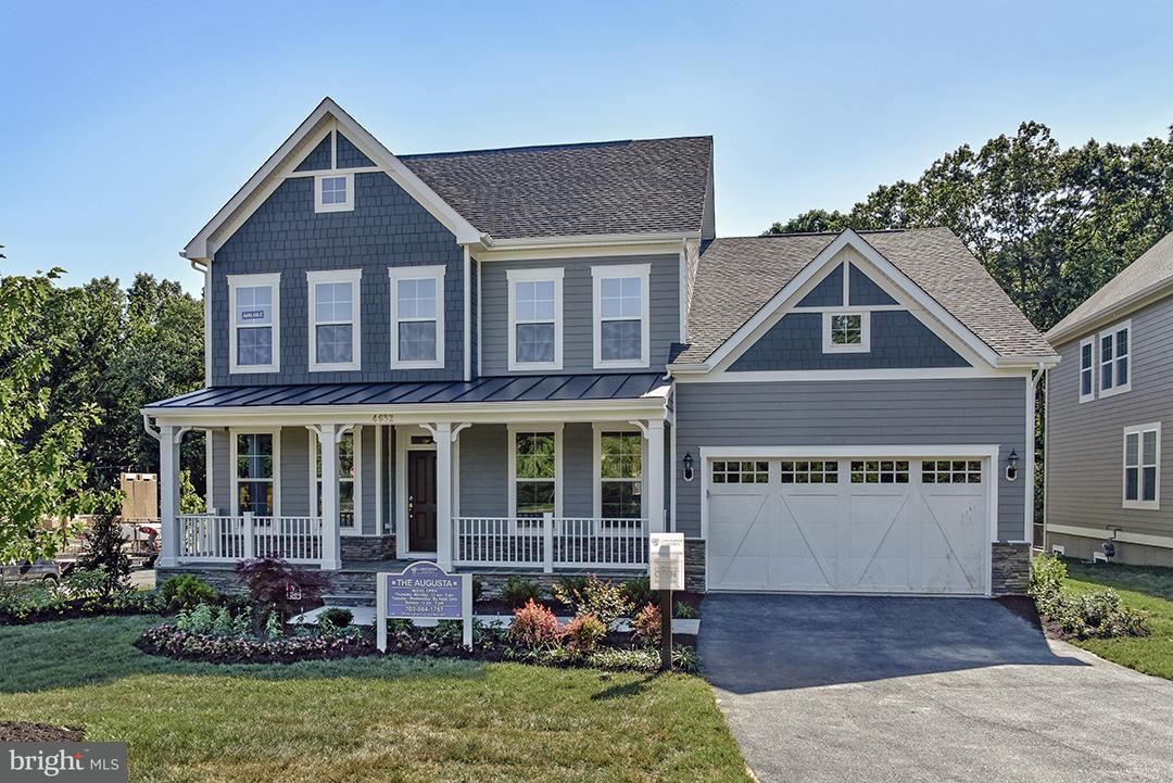 Single Family Home for Sale at 12782 Cruz Court 12782 Cruz Court Fairfax, Virginia 22030 United States