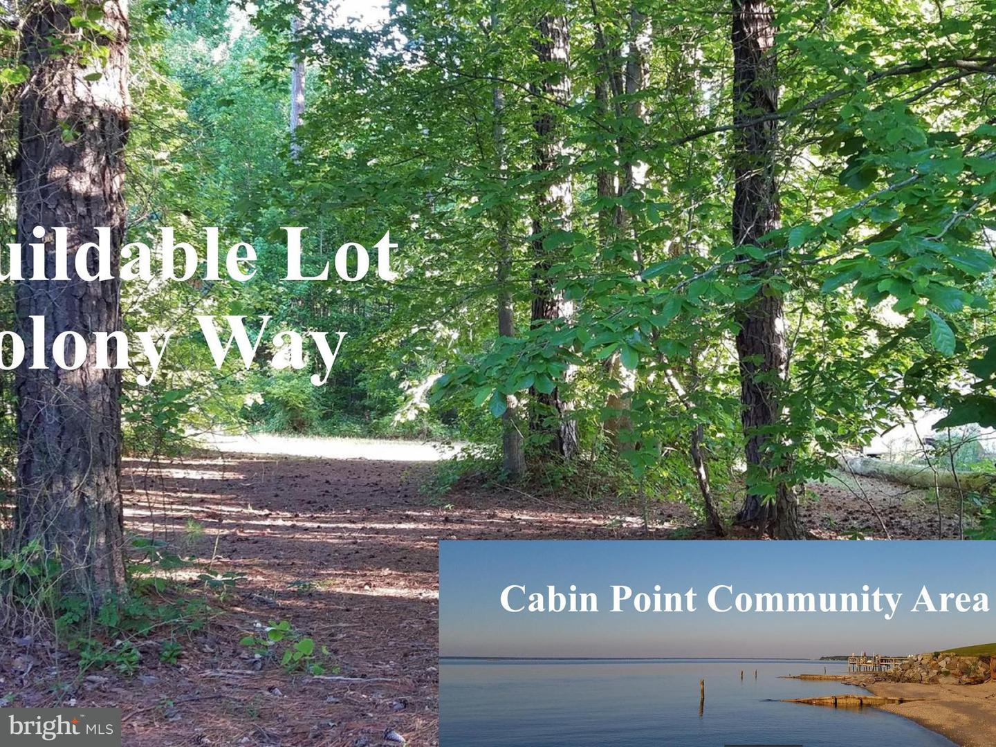 Photo of home for sale at 0 Lot 10 Colony Way, Montross VA