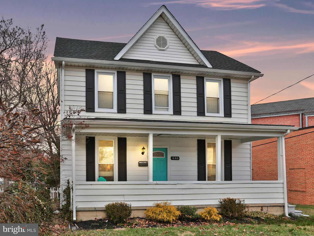 Single Family for Sale at 446 Rosebank Ave Baltimore, Maryland 21212 United States