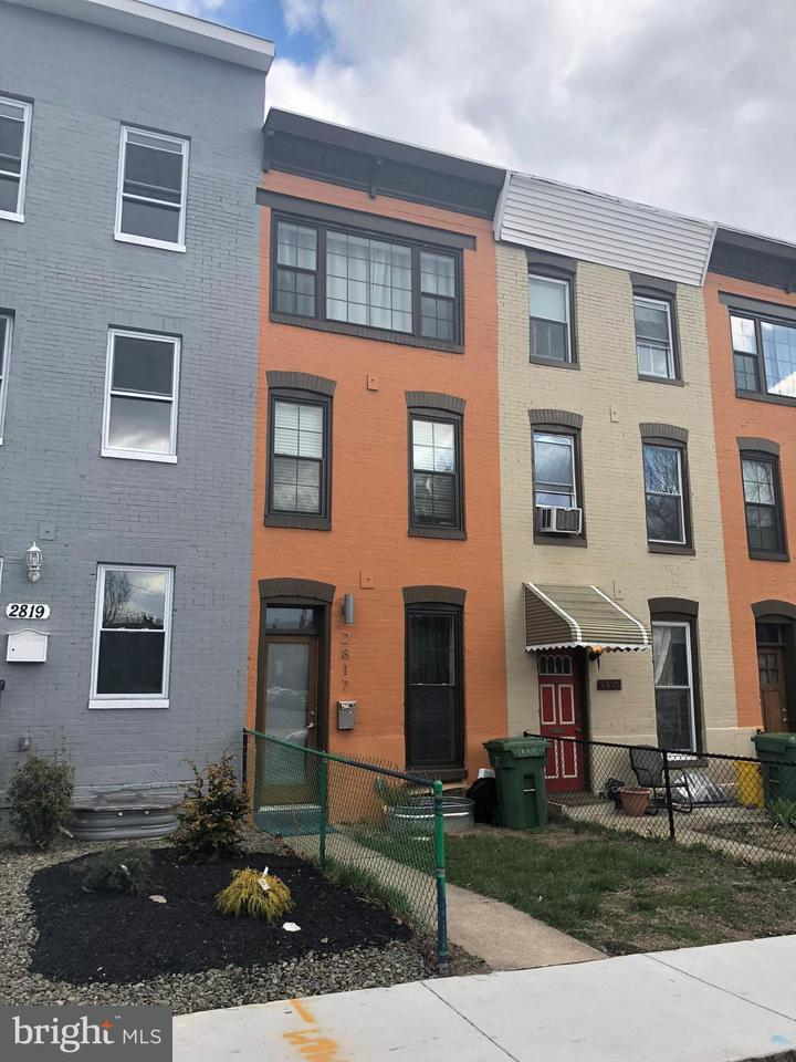 Single Family for Sale at 2817 Remington Ave Baltimore, Maryland 21211 United States