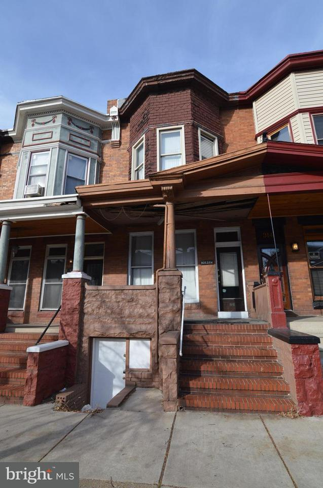 Single Family for Sale at 312 25th St Baltimore, Maryland 21218 United States