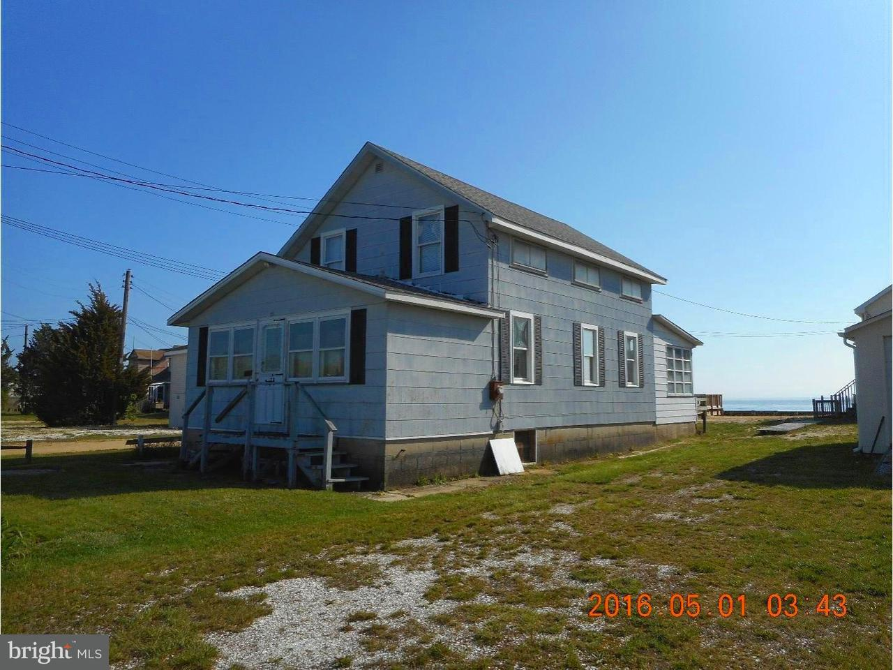 Частный односемейный дом для того Продажа на 170 NEW JERSEY Avenue Fortescue, Нью-Джерси 08321 Соединенные Штаты